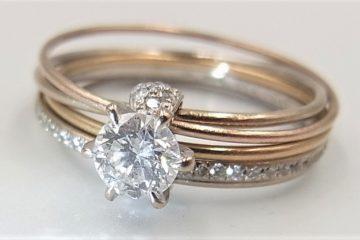 ダイヤの婚約指輪
